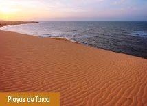 playas de taroa